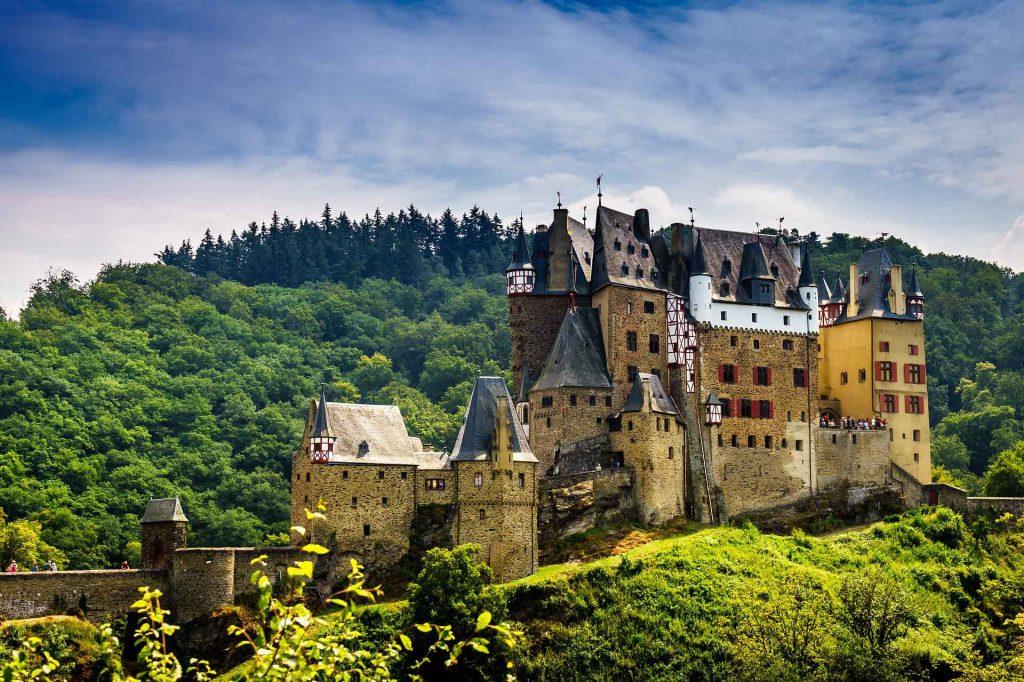 Ausflugsziel Burg Eltz